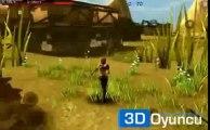3D Savaş Tanrıçası - 3D Savaş Oyunları