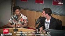 Bruno Mars : Interview Très Très Privée