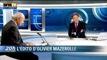 L'édito d'Olivier Mazerolle: la motion de censure de l'UMP - 20/03