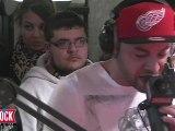 El Matador feat. Kazodah en live dans Plan�te Rap