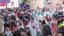 Ofrenda de Flores - Las Fallas 2013 - Valencia