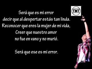 Luan Santana - 06 - Será que é erro meu (Sub. Esp)