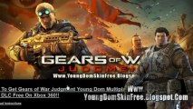 Gears of War Judgment Young Dom Multiplayer Skin DLC Free Xbox 360