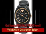 2[BEST PRICE] Versace Men's 01AC9D009 SC09 DV One Automatic Ceramic Rose-Gold Plated Black-dial Watch