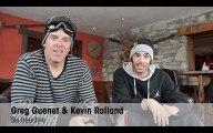 La Box des Etoiles - Kevin Rolland & Greg Guenet / Ski freestyle - 29 mars à la Plagne