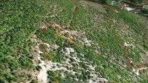 Trail Drôme Lafuma - tracé du parcours 21 km