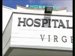 Visita al hospital Virgen Macarena - Vídeos de Los jugadores del Sevilla