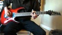 - rixe guitare - MUSIC N°1 (vidéo musique impro guitare solo) nouveauté 2013