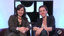 Delphine Remy-Boutang et Catherine Barba, co-fondatrices de la Journée de la Femme Digitale
