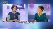 L'indice : La Durée et Business à Paris: Leila Rivé dans Paris est à vous - 21 mars 4/5