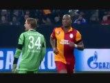 Galatasaray Champions League 2012-2013 The Story So Far