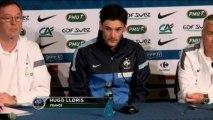 "Bleus - Lloris : ""Varane ? Un énorme potentiel"""