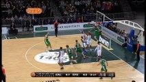 Highlights: Zalgiris Kaunas-Anadolu Efes Istanbul