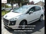 PEUGEOT 3008 Diesel neuve à 22900 €
