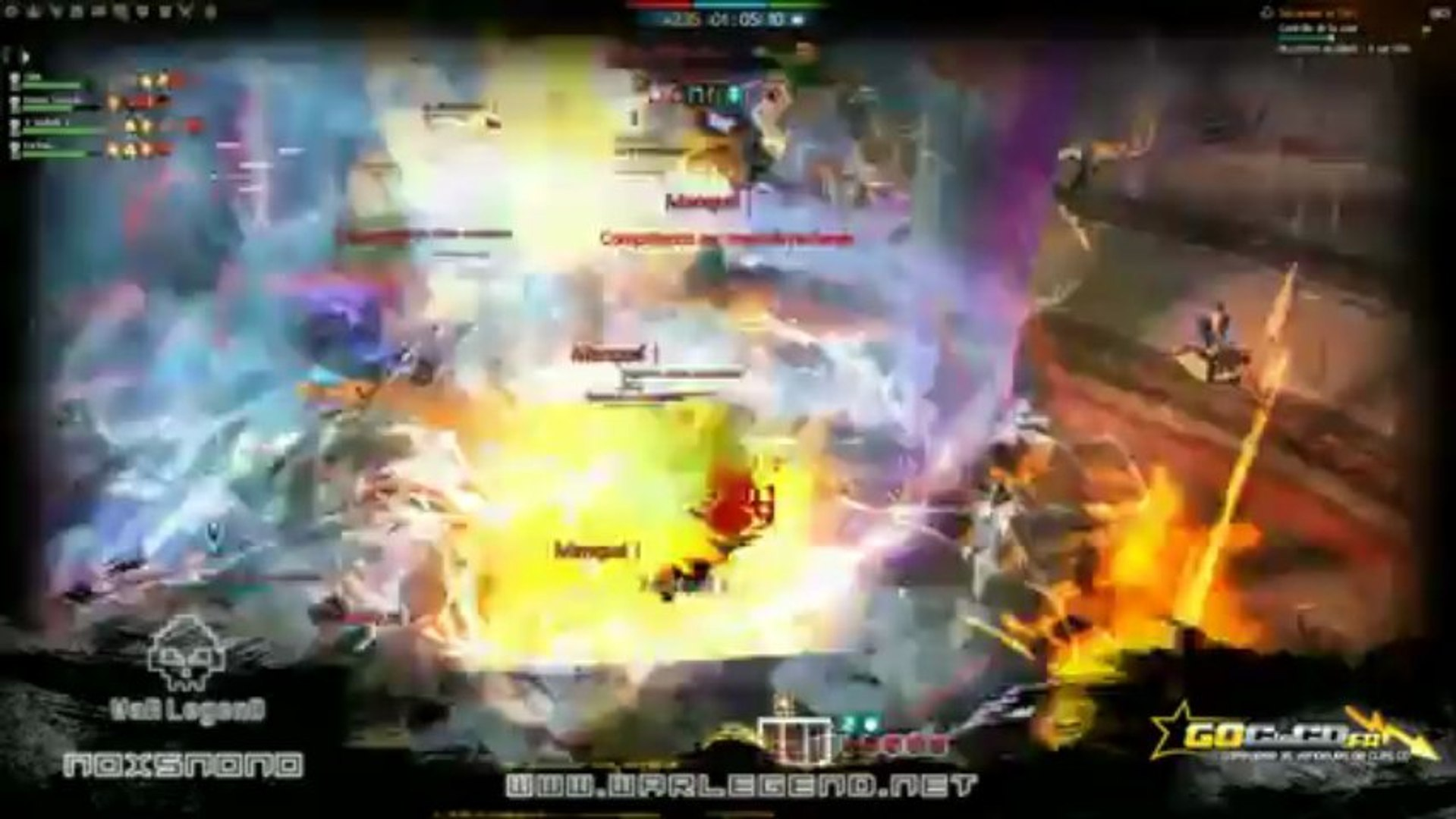 BattleStar WaR LegenD Guild Wars 2 - 21-03-2013