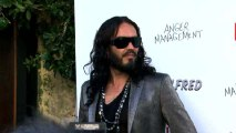 Russell Brand Takes Jab at Katy Perry