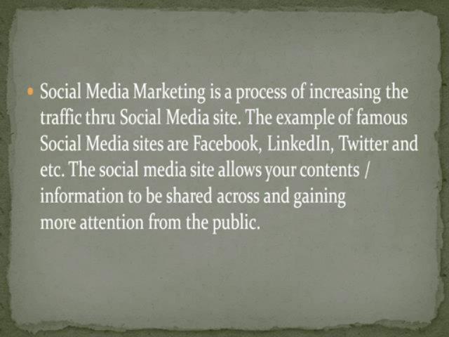 Social Media Marketing Tips – Social Media Best
