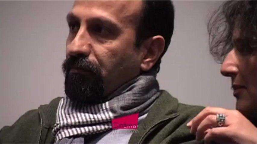 CINEASTES! Discussion avec Jacques Audiard et Asghar Farhadi, animée par Michel Hazanavicius.