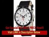[REVIEW] Mondaine Men's Sport II Chronograph White Dial A690.30338.11SBB