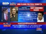 The Newshour Debate: Is Stalin's CBI raid UPA's political vendetta? (Part 1 of 3)