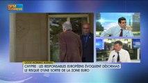 Nicolas Doze : Chypre, une sortie de la zone euro ? - 22 mars