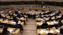 Franck Proust : rééquilibrer nos relations commerciales pour renforcer nos entreprises face à la concurrence déloyale - Débat Parlement européen commission du commerce international Instrument de réciprocité 20 mars 2013