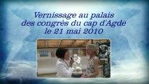 Violette Bonnier Palais de Congrès Agde