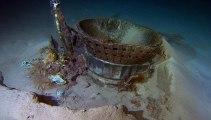 Les moteurs de la mission Apollo retrouvés au fond de l'Atlantique
