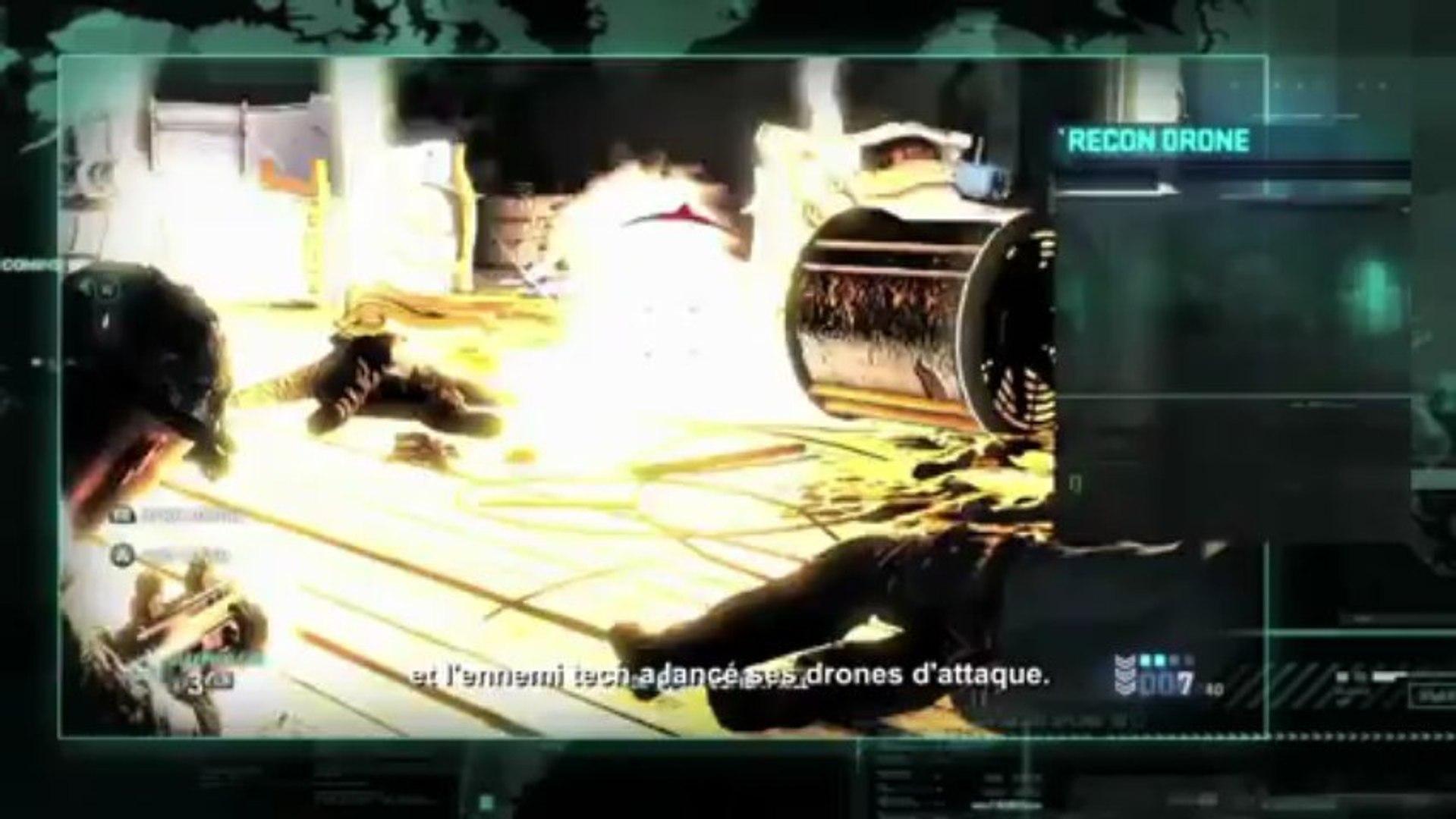 Splinter Cell Blacklist - Vidéo commentée