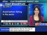 Buy Tata Chemicals, sell Tata Steel : Vijay Bhambwani