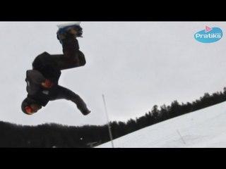Snowboard confirmé - Comment faire un Back Flip
