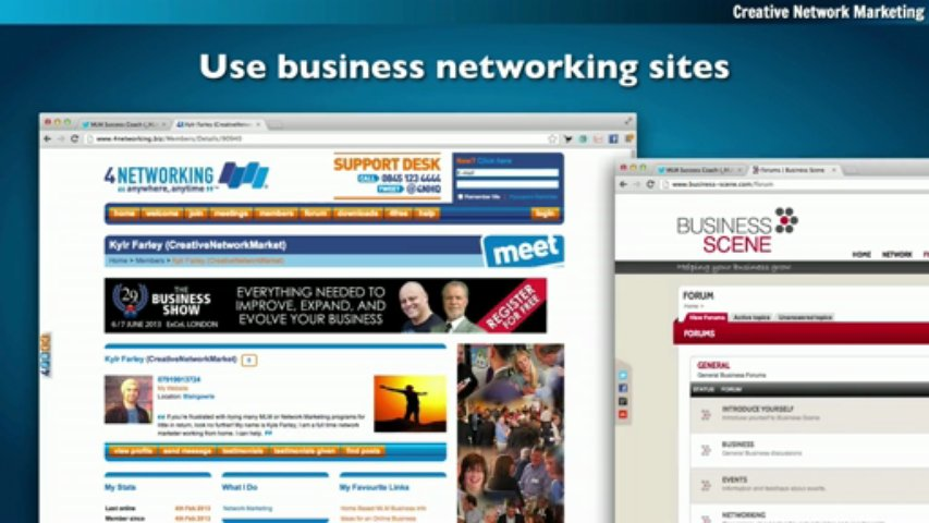 Network Marketing Online – 5 Online Network Marketing Tips