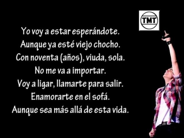 Luan Santana - Te esperando (2013) [Traducida español]