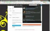 Tutoriel Twitter: mieux intégrer les widgets dans son design