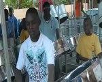 Trinidad Pan Yard Saint Margre youth  t steelband 2013