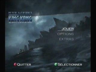 Vidéo test King Kong sur Xbox