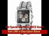[BEST PRICE] Oakley Men's 10-193 Minute Machine Titanium Bracelet Edition Titanium Chronographnograph Watch