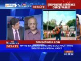The Newshour Debate: Why should Sanjay Dutt's case be treated special? (Part 1 of 2)