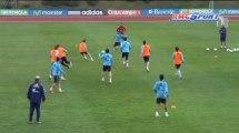 France - Espagne / Le foot comme remède à la crise en Espagne - 24/03