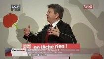 EVENEMENT, Discours de clôture du congrès du Parti de gauche par Jean-Luc Mélenchon