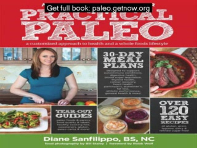 Daily Paleo Diet Plan
