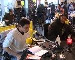 Le 10/12 de France Info en direct du Lycée Suger à Saint-Denis