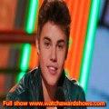Justin Bieber KCA 2013 Kids Choice Awards GLICE Beauty And A Beat Live Selena Gomez
