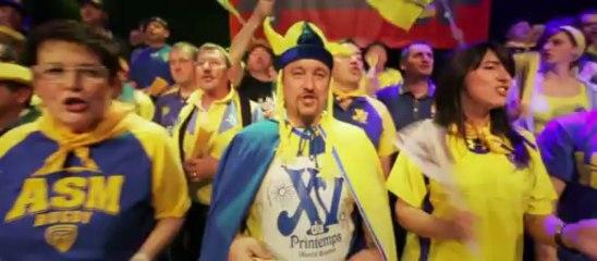 """CLIP La Chanson des Supporters """" Jaune et Bleu, Ensemble """""""