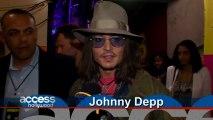 Johnny Depp wins Best Actor Nick Kids' Choice Awards (backstage video added)