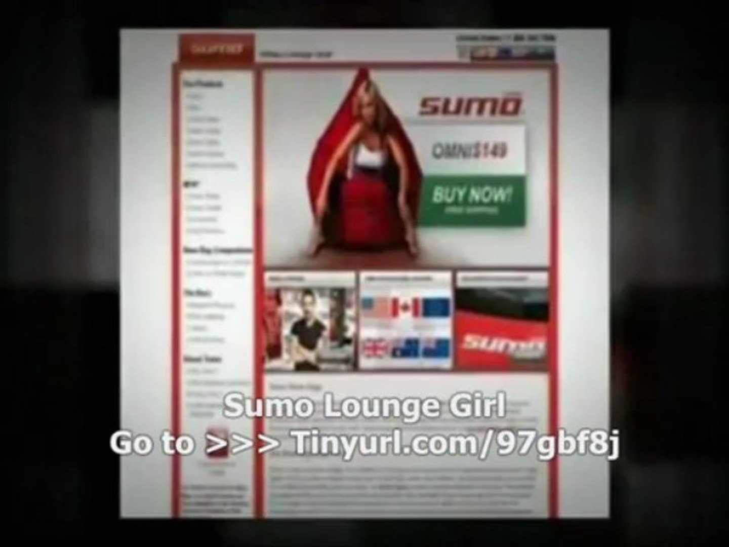 Sumo Lounge Girl | Promotion Code Sumo Lounge Girl