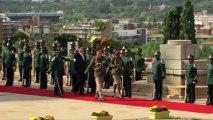 Jinping e Zuma se reúnem antes da cúpula dos BRICS