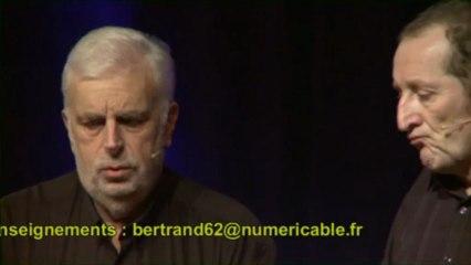 Léon et Gérard.....et  Nadèche !
