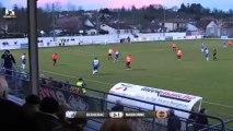 Bergerac Périgord FC 4  - 1 Narbonne F U (24/03/2013)