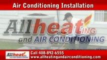 Air Conditioning Repairs Mountain View, CA - Call 408-892-6555